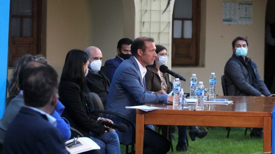 La conferencia fue convocada con poco tiempo de anticipación. (Archivo).- Foto: Oscar Livera
