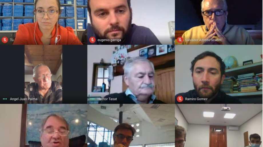 La reunión virtual entre autoridades de PAMI y de Feclir se realizó a fines de la semana pasada.