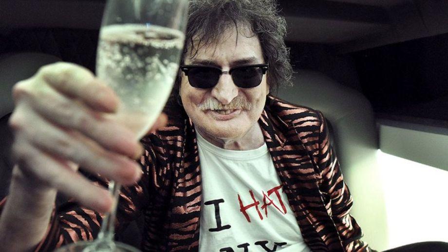 El músico cumplió 69 años en octubre pasado.-