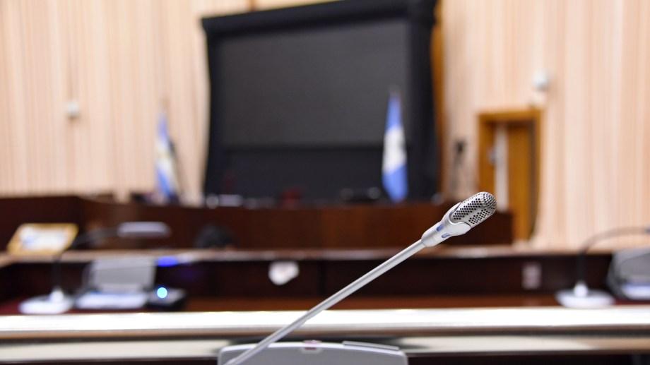 La iniciativa logró despacho en la comisión de Asuntos Constitucionales, la única a la que había sido girada. Foto Florencia Salto.