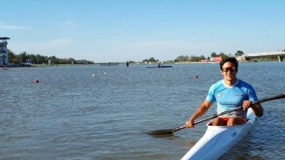 Rodríguez hizo su primera participación en la categoría seniors. Foto: archivo.