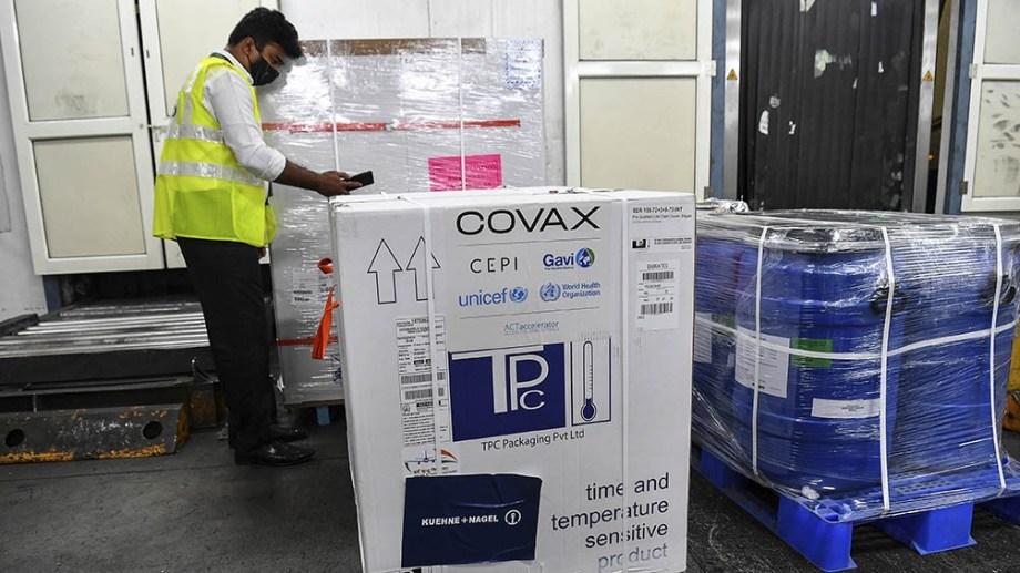 Estados Unidos distribuirá 6 millones de vacunas, a través de Covax, en 12 países de América Latina.