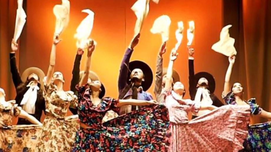 """El show """"Noches de Danzas"""" va el viernes y sábado desde las 21, en el Auditorio de FCP. Foto gentileza"""