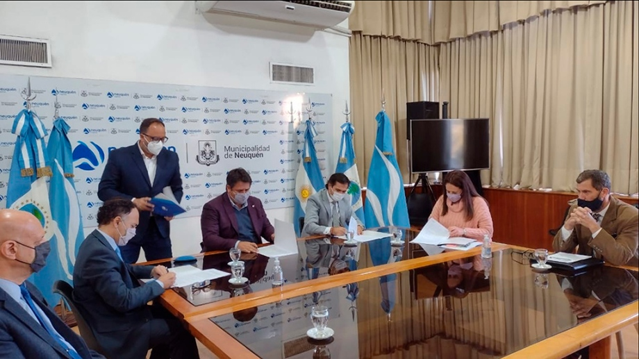 El fiscal General José Geréz opinó en favor del rechazo a la suspensión del Referéndum. Coincidió con el planteo de la comuna del voto directo como decisión soberana (archivo)