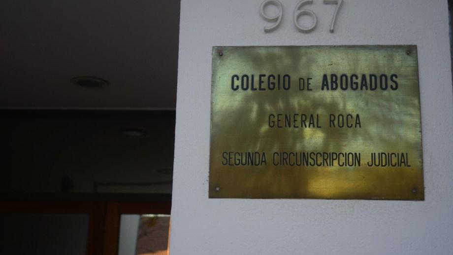 Las elecciones se realizarán el 20 de mayo y habrá mesas en Río Colorado, Choele Choel, Villa Regina, Roca y Allen. (foto: Andrés Maripe)