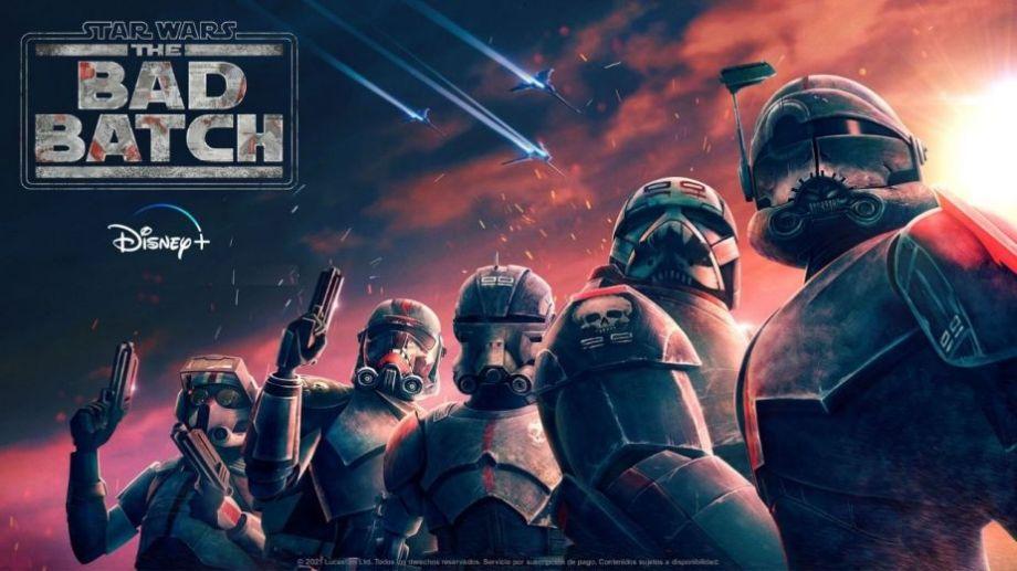 El universo Star Wars sigue sumando estrellas, en la plataforma Diney+.-