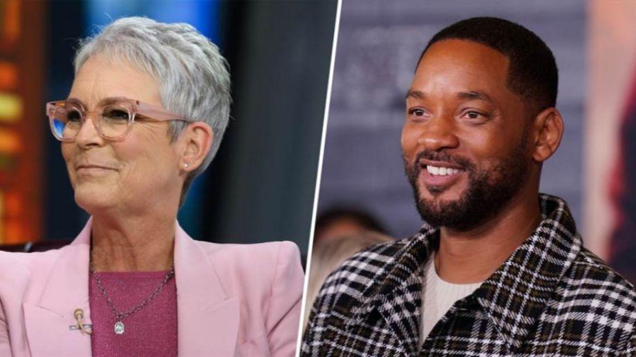 Jamie Lee Curtis y Will Smith se sumaron a un mensaje para quererse como son, pero el mensaje puede no ser claro.-