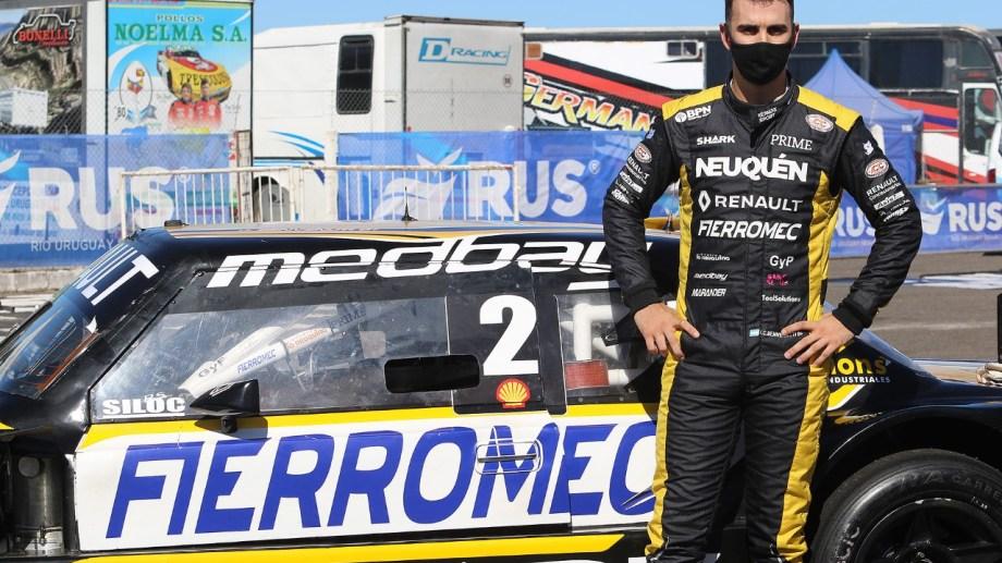 Benvenuti ganó la fecha 5 del Turismo Carretera en Paraná.