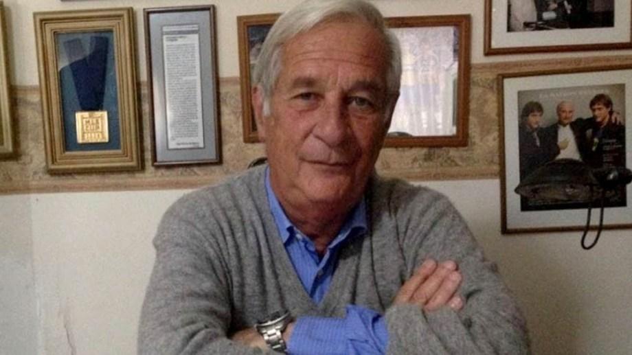 Murió por coronavirus el papá de los mellizos Barros Schelotto.
