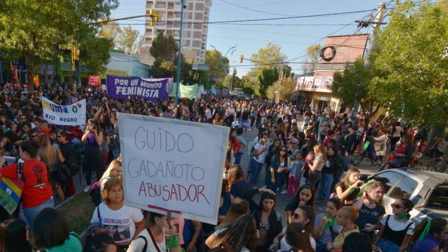 Finalmente, un tribunal definió que el juicio de cesura por el caso Gadañoto se deberá realizar en el menor tiempo posible. (foto: archivo)