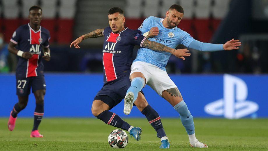 PSG está obligado a meter dos goles para seguir con chances.