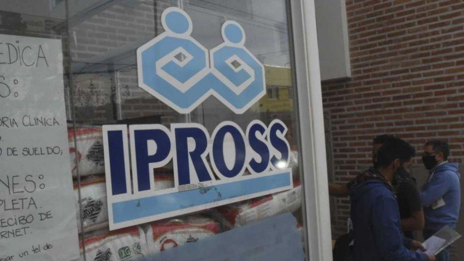 Ipross intenta resolver el reclamo, pero aún no ha habido una respuesta fehaciente. Foto: Emiliana Cantera.-