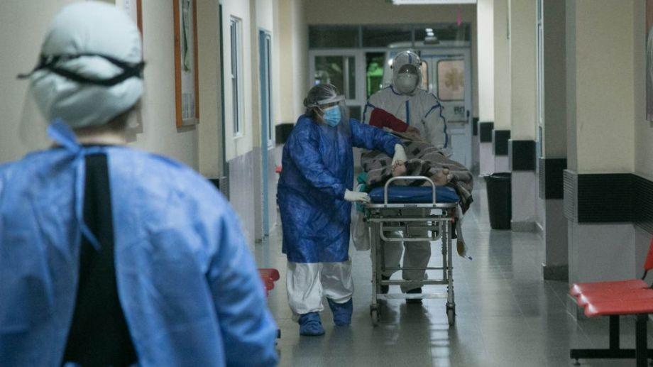 Los contagios no tienen freno en la capital rionegrina y el sistema sanitario está al límite. Foto: Pablo Leguizamon