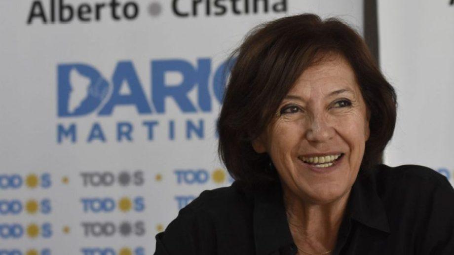 """La senadora Silvia Sapag dijo que Nación, provincias y CABA deben """"juntos"""" proteger a los habitantes del país."""