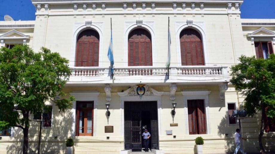 Se detectaron casos entre trabajadores de la Secretaría General de Gobierno. Foto Archivo.