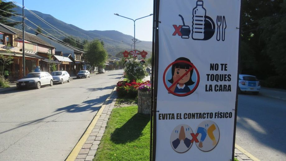 Villa La Angostura podría comprar vacunas a través de fondos privados. (Gentileza)