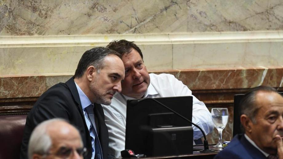 Doñate y Weretilneck acuerdan con la restitución de los beneficios para los combustibles. Foto: archivo.