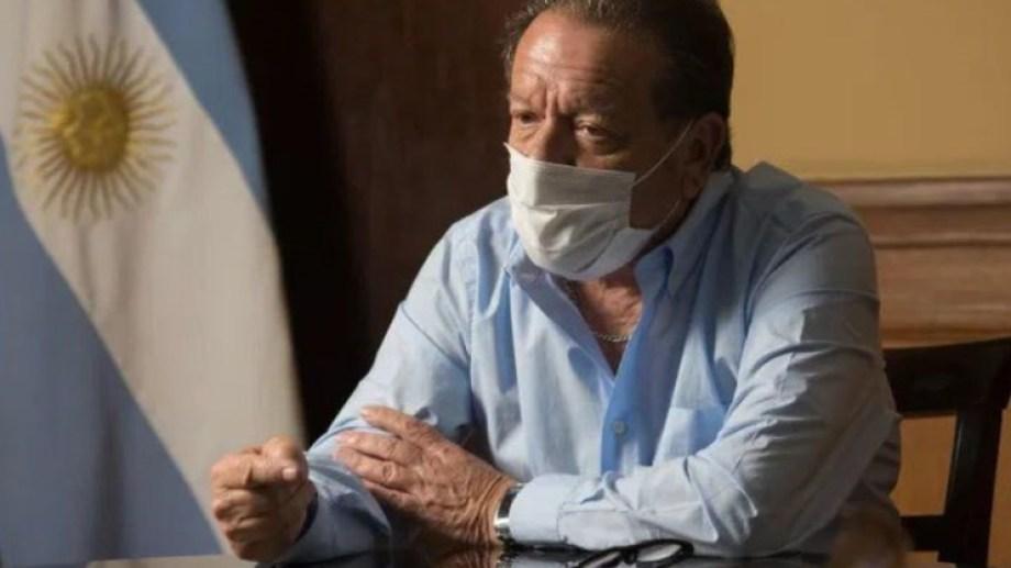 Zanarini, de 71 años, había sido internado por problemas cardíacos en diciembre último.-