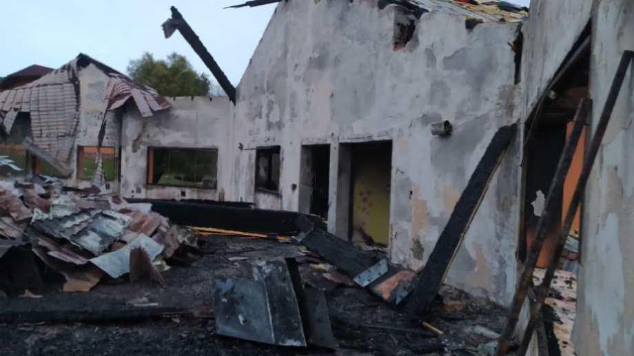 Se estima que los daños alcanzan los 3 millones de dólares. Foto: gentileza