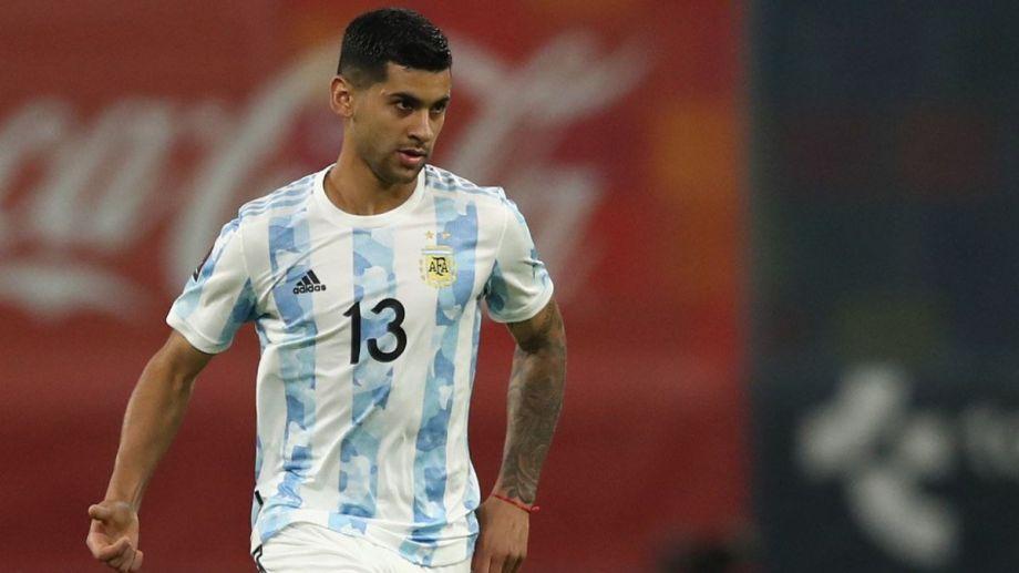 Cristian Romero está recuperado de una sobrecarga muscular que sufrió ante Colombia por las Eliminatorias, y reaparecería el viernes contra Uruguay.