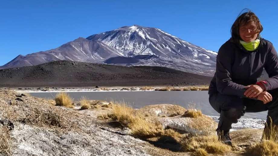Aldana en Catamarca en el camino de Los Seismiles: volcanes y lagunas en la Cordillera de los Andes. Foto: Por la Tierra y el Mar.