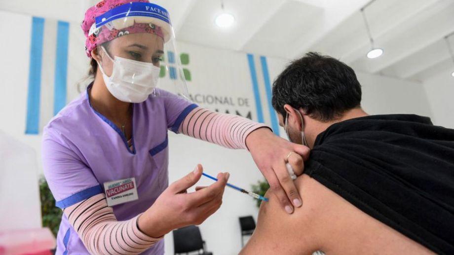 El efecto de la vacunación se hizo evidente en los últimos meses con la notoria baja de casos.