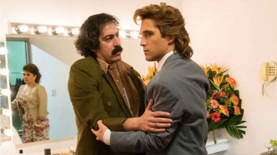En la escena, Luis Miguel le preguntaba a su tío sobre el destino de su madre desaparecida.-