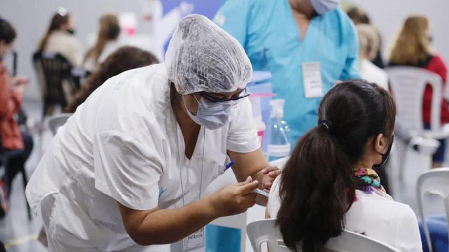 Más de 5.000 personas no presentaron certificado médico ni firmaron la declaración jurada. (Foto: Télam)