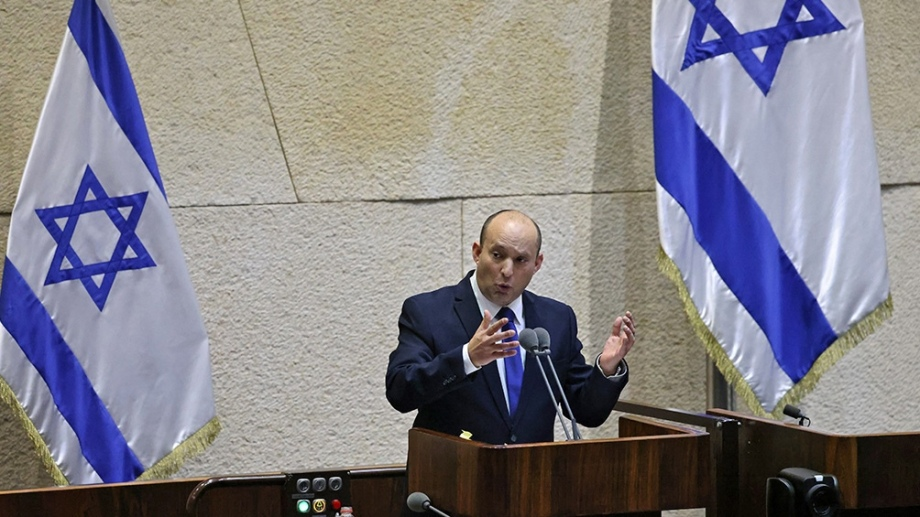 Bennett fue elegido este domngo ajustadamente, con 61 votos de los 120 legisladores del Knéset (parlamento).