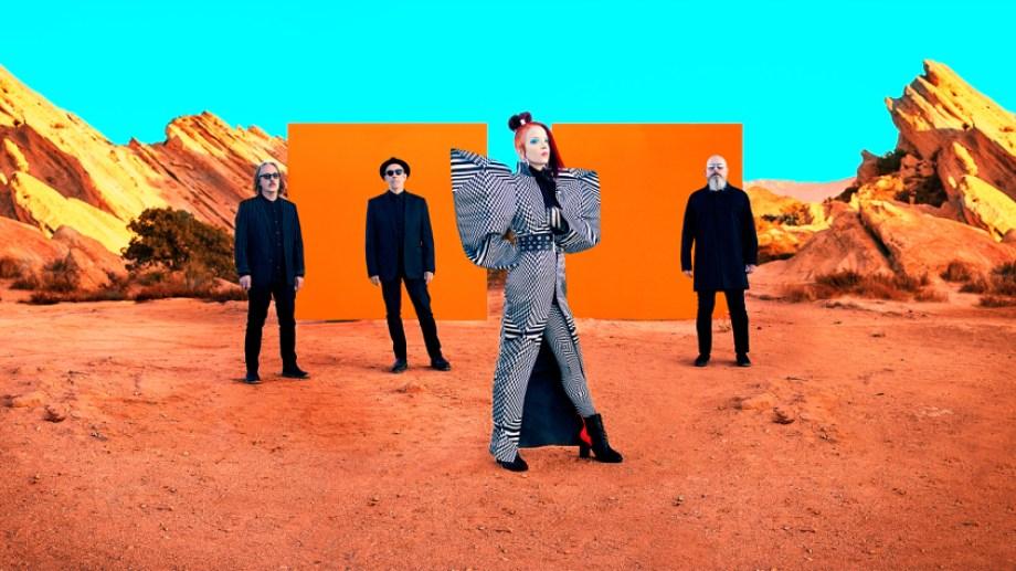 """""""Este es el disco que debía hacer"""", afimó de este trabajo la cantante Shirley Manson. (Foto: BMG)"""