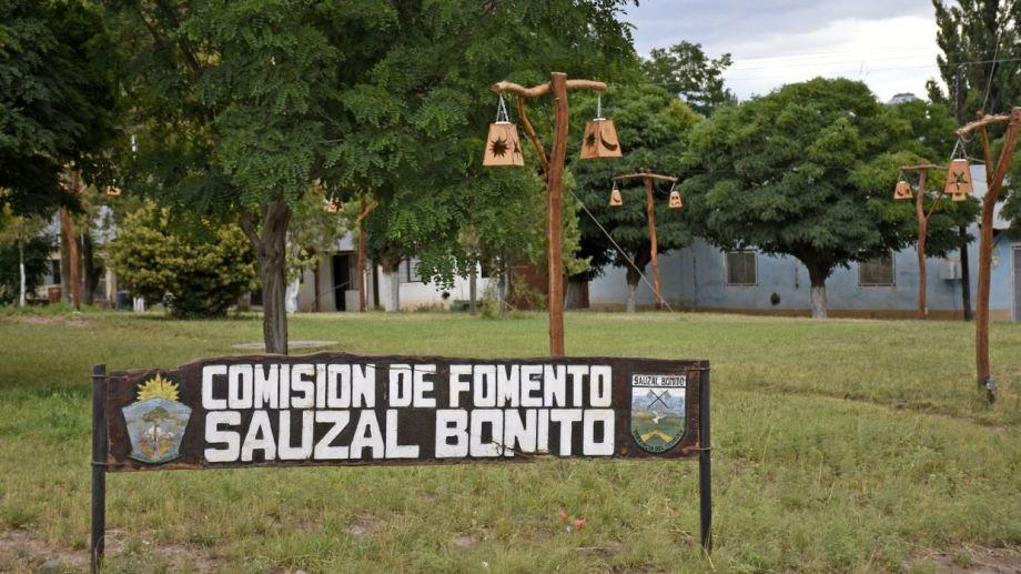 Los sismos los percibieron vecinos de Sauzal Bonito. Foto: Florencia Salto