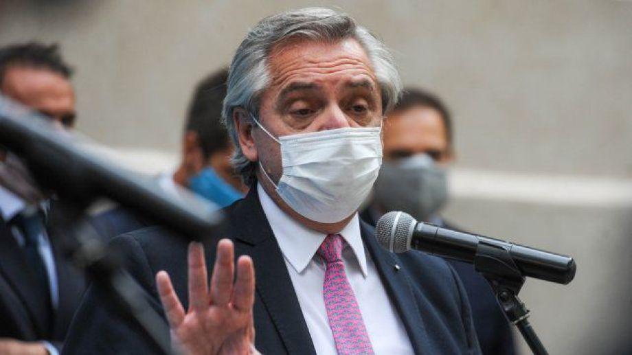 """Fernández se manifestó """"orgulloso"""" de la diversidad cultural de Argentina, en una carta al Inadi."""
