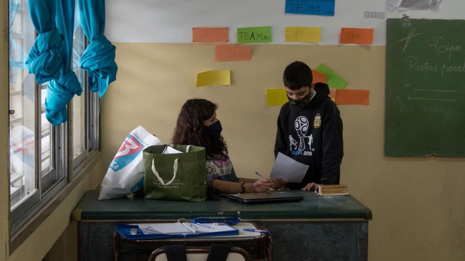 La abogada Analía Marsella presentó la iniciativa. Foto: archivo