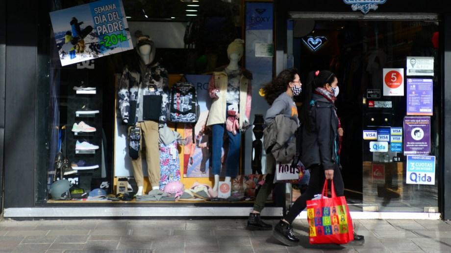 Las ventas alcanzaron un 38.5% en relación al 2020. Foto: Chino Leiva