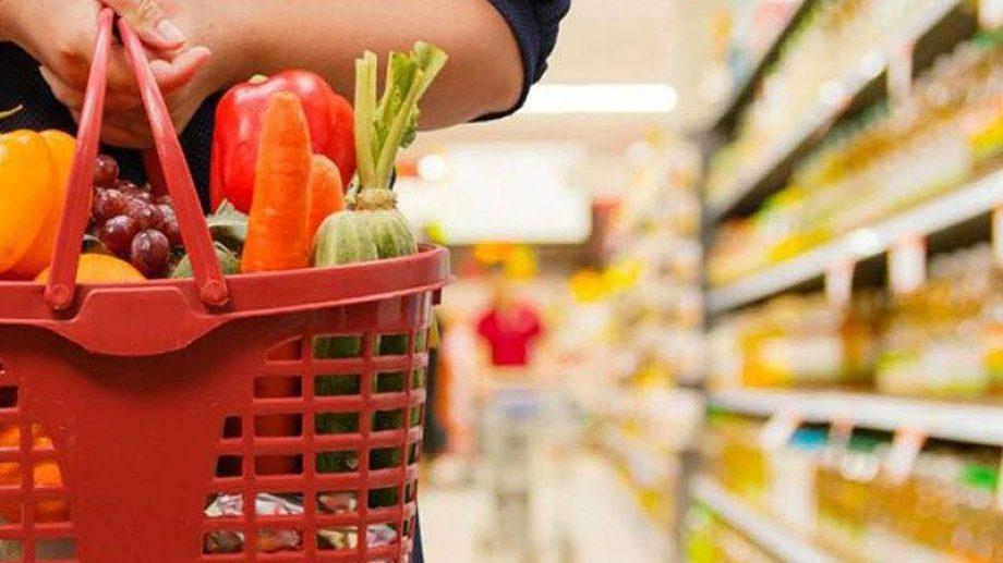 El costo de la canasta básica alimentaria subió 2,8% en mayo.