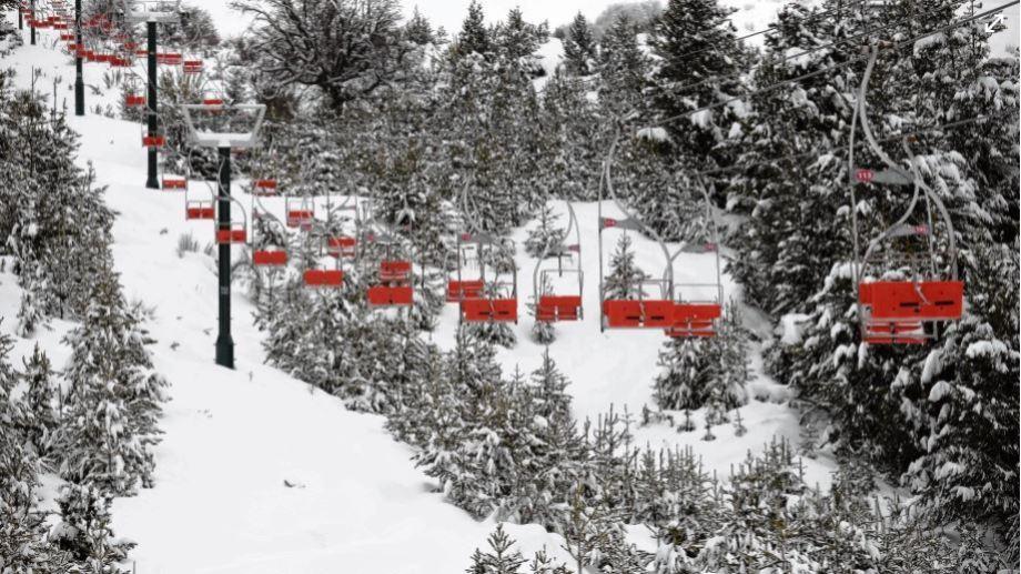 Los centros de esquí presionan por definiciones al igual que otros segmentos del turismo. Archivo