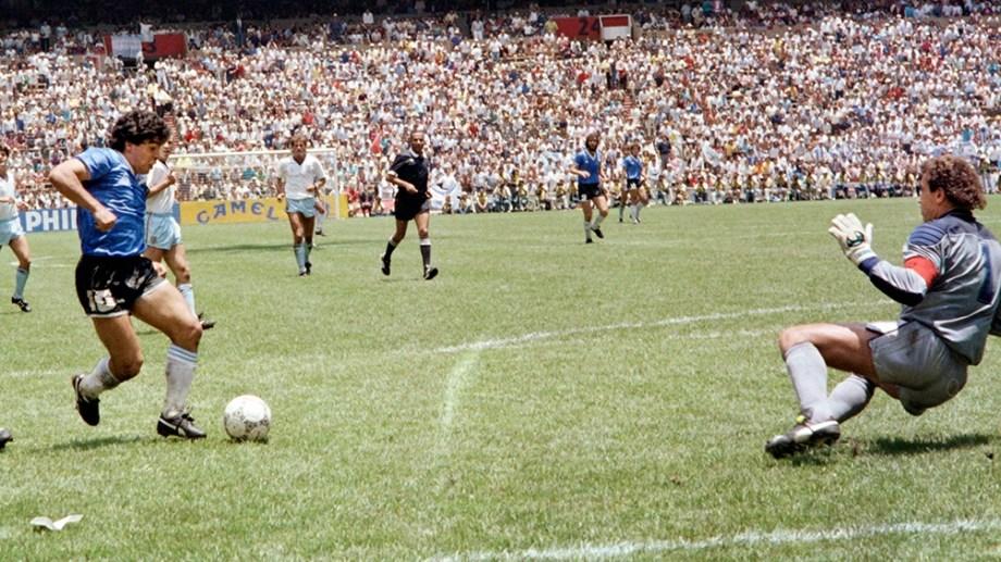 A 35 años del gol más grande del mundo.