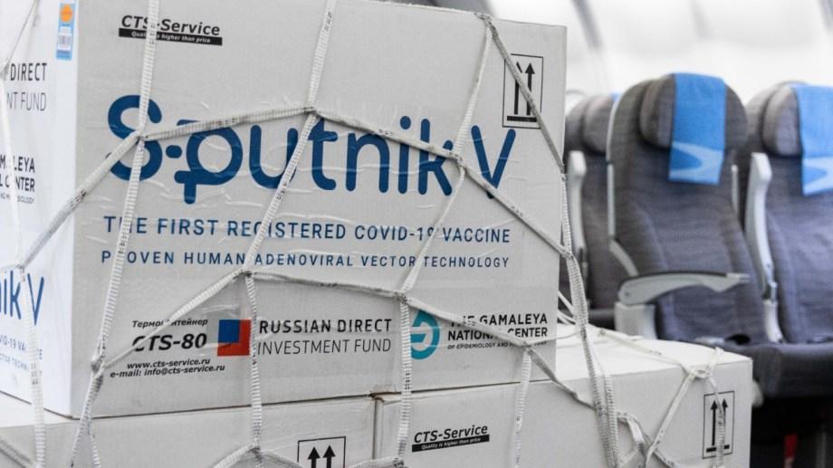 Argentina superó las 18 millones de dosis en el país.