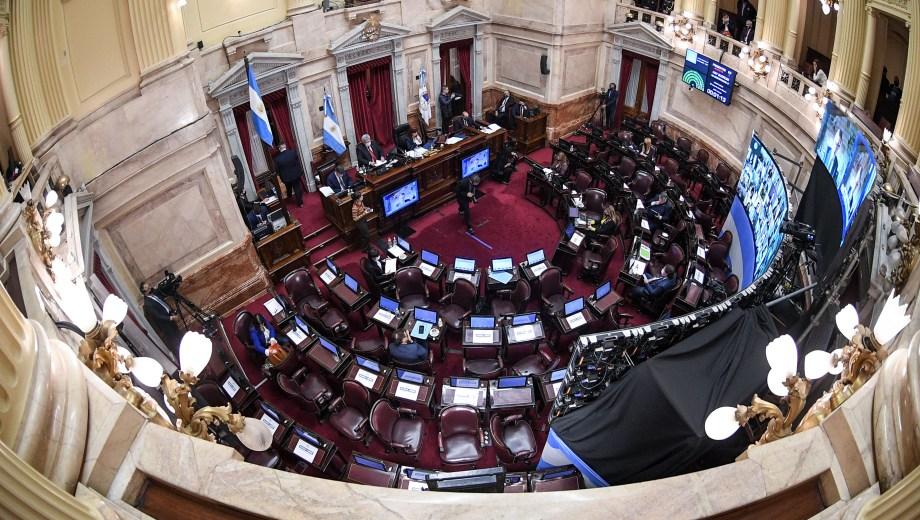 El Senado aprobó la reforma de la Ley de Ganancias para Empresas