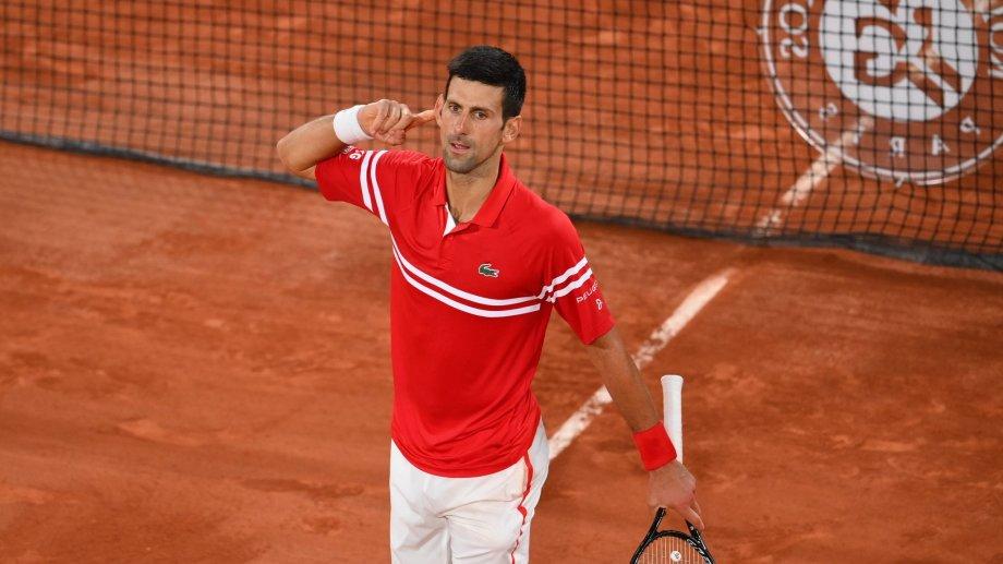 Nole irá por su segundo Roland Garros contra Tsitsipas.