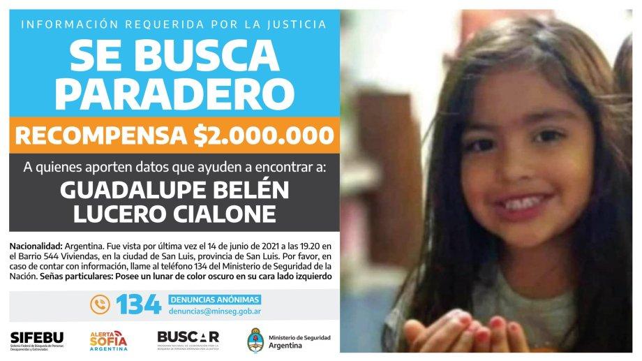 Una venganza narco: la sospecha que sobrevuela la desaparición de Guadalupe en San Luis.