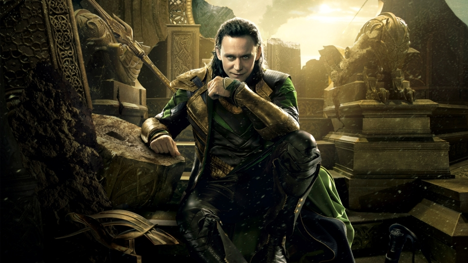 """Tom Hiddleston, en el papel del famoso villano que desde su aparición en la película de 2011 """"Thor"""" se ganó el cariño de millones de fans."""