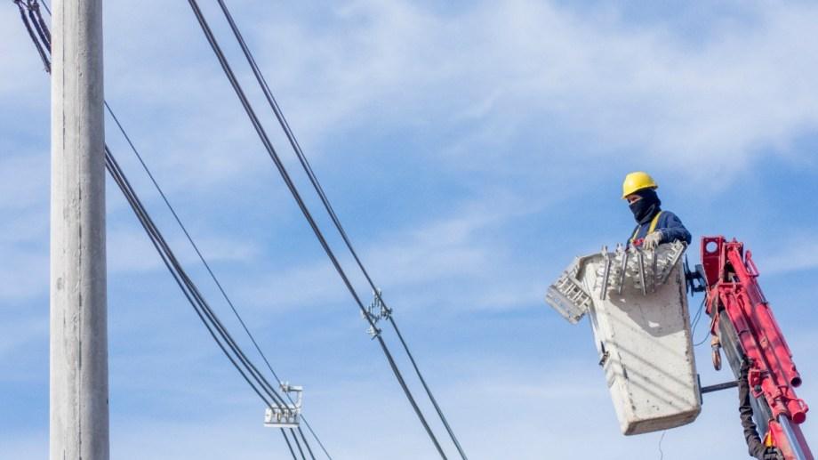 Un corte del servicio eléctrico afectará barrios aledaños al club Círculo Italiano de Regina.