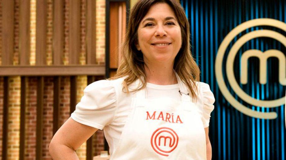 María O'Donnell, eliminada de Masterchef.