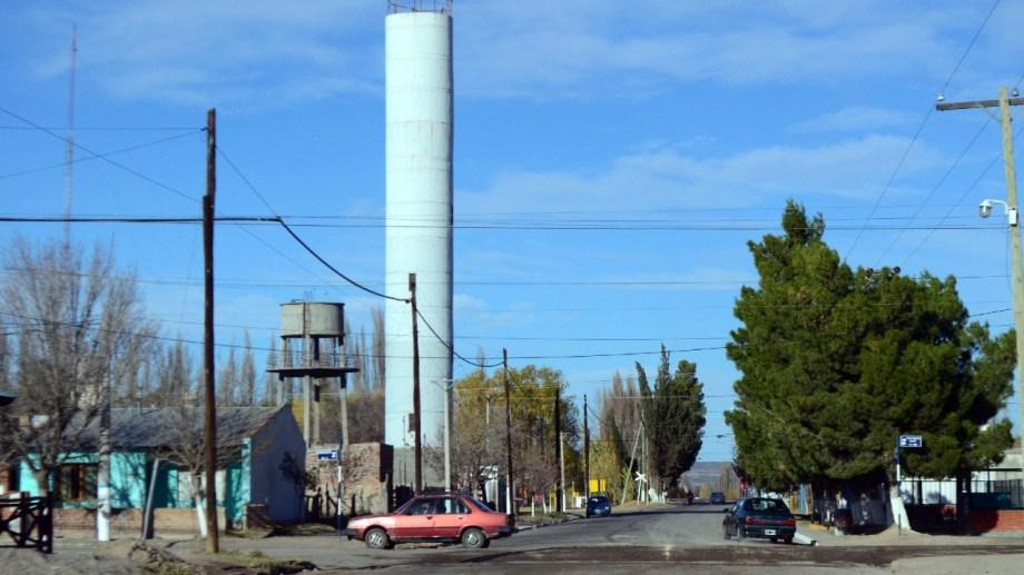 La calle La Flora será repavimentada en Chichinales.
