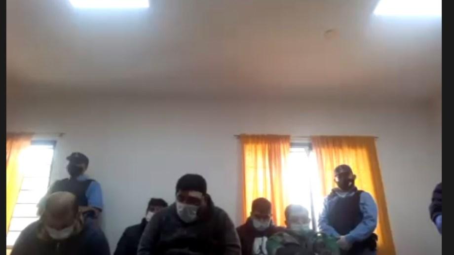 En Neuquén se hizo la audiencia de formulación de cargos