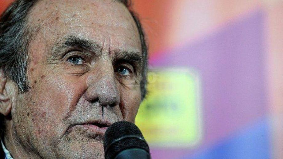 """Reutemann """"empeoró su condición""""."""