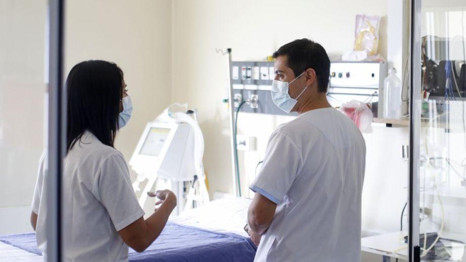 La provincia tiene 466 pacientes activos. (Foto: Juan Thomes)