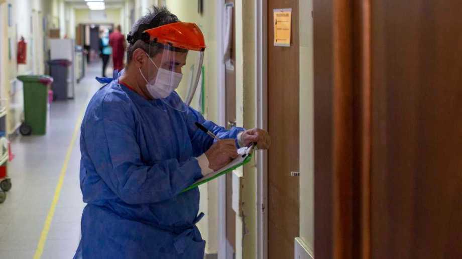 Los hospitales de la región siguen con una alta ocupación. Foto: Juan Thomes