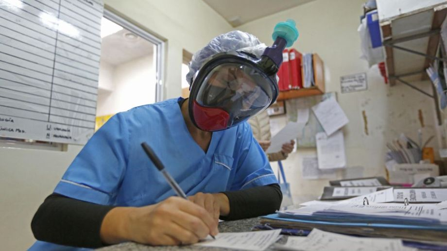 Desde el inicio de la pandemia hay 87.420 casos confirmados de coronavirus. (Foto: Juan Thomes)